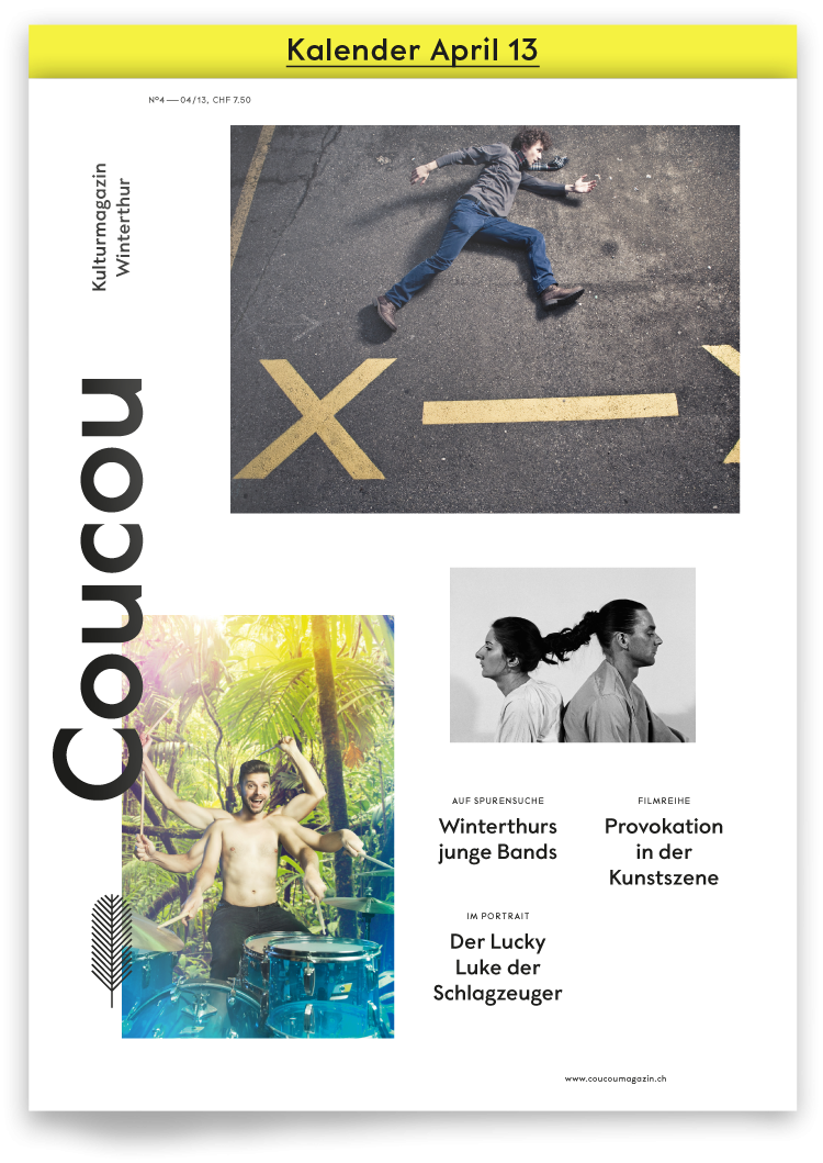 Coucou Ausgabe 4
