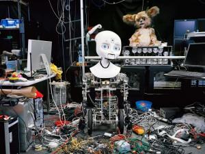 Hello, Robot.