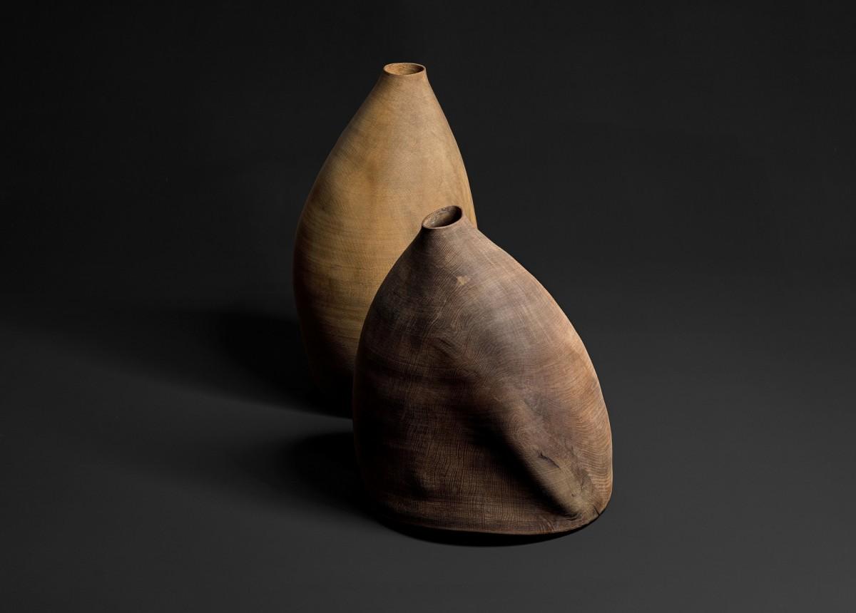 Ernst Gamperl - Dialog mit dem Holz