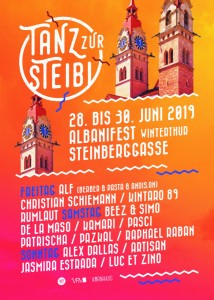 ALBANIFEST - TANZ ZUR STEIBI FESTIVAL