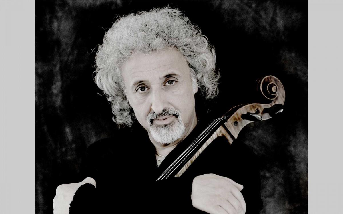 Mischa Maisky spielt Schumann und Bruch (öGP)