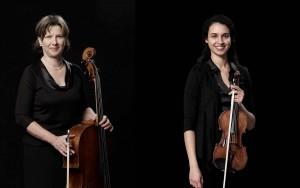 Solowerke für Violine und Violoncello