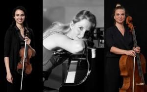 Musik über Mittag - Frauen schreiben Klaviertrios