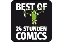 Vernissage: Best of 24 Stunden Comics 2019