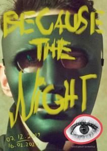 Führung und Talk zur Ausstellung Because the Night