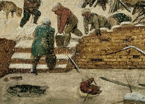 «Das Wunder im Schnee – Pieter Bruegel d.Ä.»