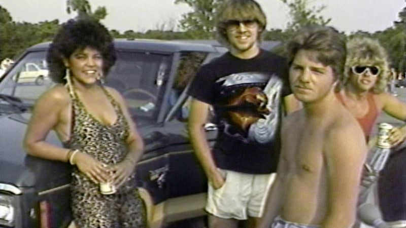Heavy Metal Parking Lot (USA 1986)