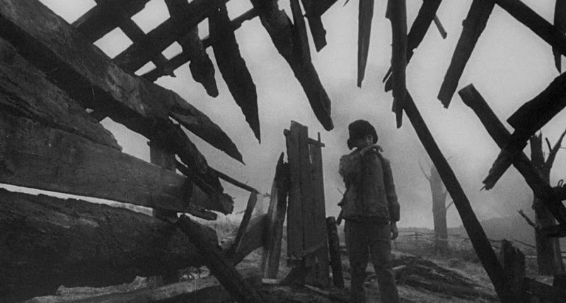 Iwanowo detstwo (Iwans Kindheit) (UdSSR 1962)
